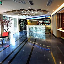 Hall Motel 168 Xincun Road Fotos