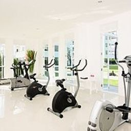 Fitness The Old Phuket - Karon Beach Resort Fotos