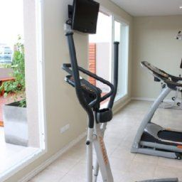 Fitness room Palermo Place Fotos