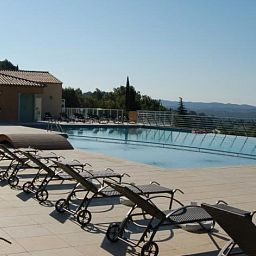 Pool Château de Camiole Resort & Spa Fotos