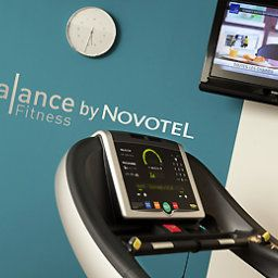 Wellness/fitness Suite Novotel Paris Issy les Moulineaux Fotos