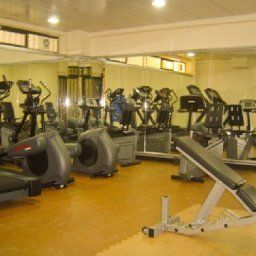 Sala fitness Panorama Hotel Fotos