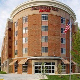 Außenansicht Residence Inn Fairfax City Fotos