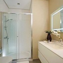 Bathroom Fraser Place & SPA Anthill Istanbul Fotos