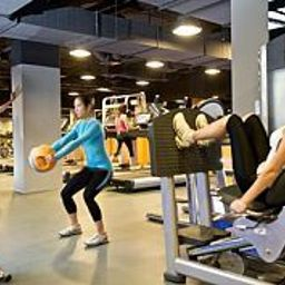 Fitness room Fraser Place & SPA Anthill Istanbul Fotos