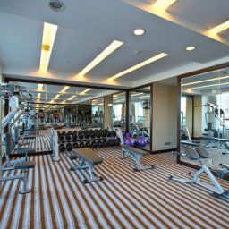 Fitness Holiday Inn BEIJING HAIDIAN Fotos