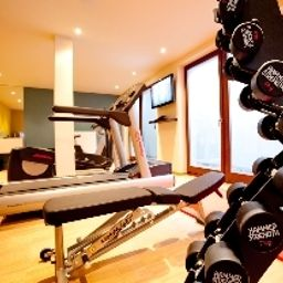 Fitness room arcona living Bach 14 Fotos
