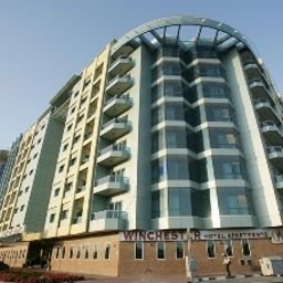 Winchester Deluxe Hotel apartments Dubai  