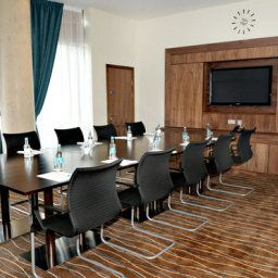 Salle de séminaires Holiday Inn Express SHEFFIELD CITY CENTRE Fotos