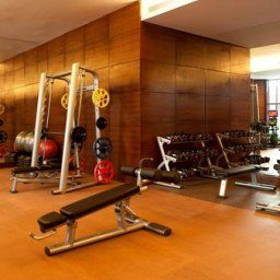 Fitness Crowne Plaza WEST HANOI RESIDENCES Fotos
