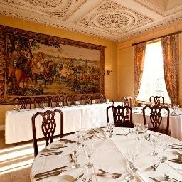 Restaurant Castle Bromwich Hall hotel Fotos