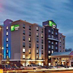 Фасад Holiday Inn Express Hotel & Suites COLUMBUS - POLARIS PARKWAY Fotos