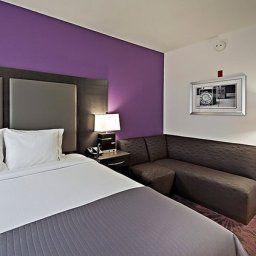 Номер Holiday Inn Express Hotel & Suites COLUMBUS - POLARIS PARKWAY Fotos