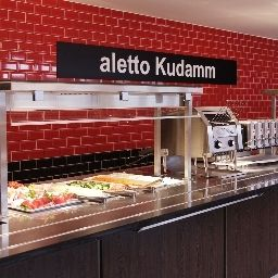 Buffet aletto Kudamm Hotel & Hostel Fotos