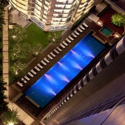 Pool Anantara Bangkok Sathorn Fotos