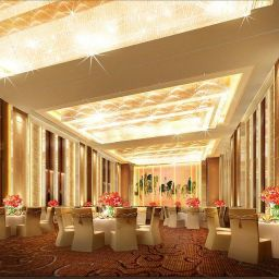 Banqueting hall Hilton Xian Fotos