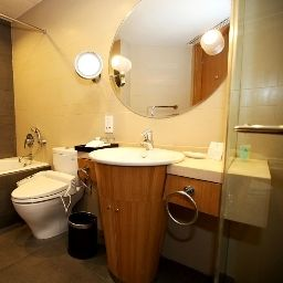 Bathroom Somerset Serviced Residence International Building Fotos