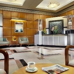 Reception Somerset Serviced Residence International Building Fotos