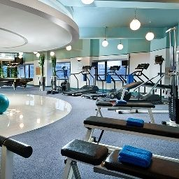 Fitness room Somerset Serviced Residence International Building Fotos