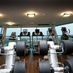 Remise en forme DoubleTree by Hilton Hotel Newcastle International Airport Fotos