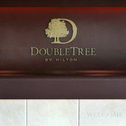 Hall DoubleTree by Hilton Hotel Newcastle International Airport Fotos