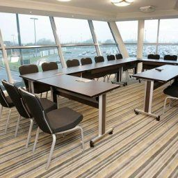Salle de sminaires DoubleTree by Hilton Hotel Newcastle International Airport Fotos