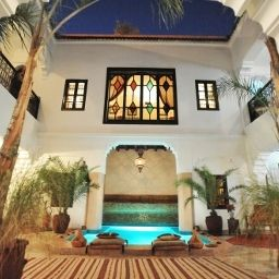 Hall Riad Asna Fotos