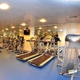 Fitness room Kingsgate Hotel Doha Fotos