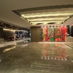 Hall Rhombus Fantasia (Chengdu Hotel) Stylish Suite Hotel Fotos