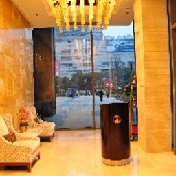 Hall Han's Hotel & Apartment Ningbo YinYi World Center Fotos