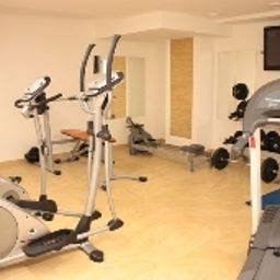 Fitness room Royal Living Apartments Fotos