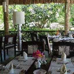 Restaurant Villas Watamu Resort Fotos