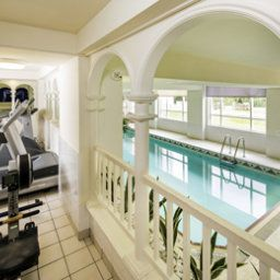 Sala spa/fitness Mercure Gloucester Bowden Hall Fotos
