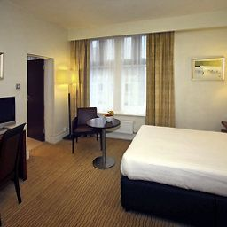Номер Mercure Leicester City Hotel Fotos