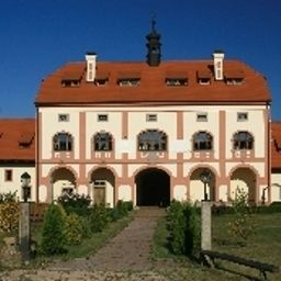 Bykov Chateau Hromnice Plze