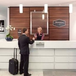 Reception Hampton by Hilton Swinoujscie Fotos
