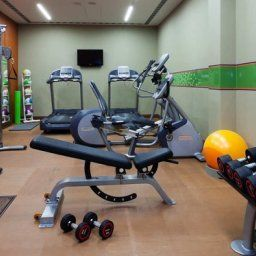 Fitness Hampton by Hilton Swinoujscie Fotos