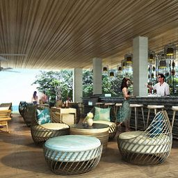 Bar Pullman Phuket Arcadia Naithon Beach Fotos