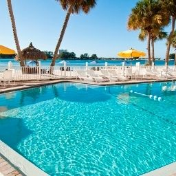 Pool Wyndham Garden Clearwater Beach Fotos