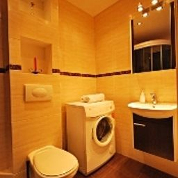 Bathroom Apartment4you Plac Bankowy Fotos