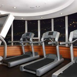 Fitness room Hilton Beirut Habtoor Grand Fotos