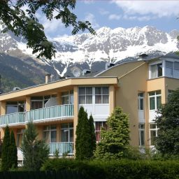Фасад Boardinghouse Innsbruck Fotos