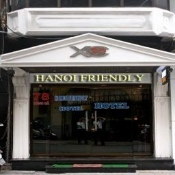 Exterior view Hanoi Friendly Fotos
