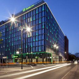 Außenansicht Holiday Inn BERLIN - CENTRE ALEXANDERPLATZ Fotos
