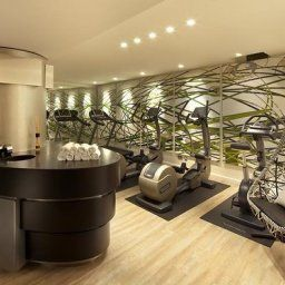 Fitness room Hotel Indigo BERLIN - CENTRE ALEXANDERPLATZ Fotos