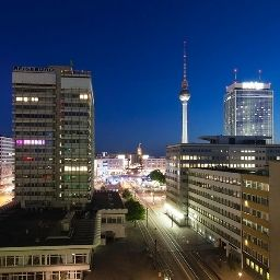 View Hotel Indigo BERLIN - CENTRE ALEXANDERPLATZ Fotos