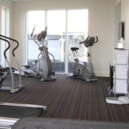Fitness room Holiday Inn LONDON - STRATFORD CITY Fotos