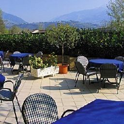 Terrasse Piccolo Hotel Restaurant Marlingerhof Fotos