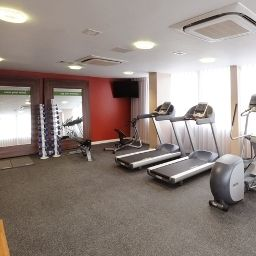 Fitness Hampton by Hilton Birmingham Broad Street Fotos