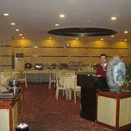 Breakfast room within restaurant Dongfang Jiezuo Hotel - Yichang Fotos